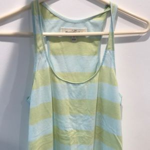 Abercrombie and Fitch Women's Tank Top Small